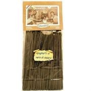 Seppia Spaghetti (Black Squid, Cuttlefish Ink Pasta) - 500g